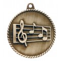 HR785 Medal - Music